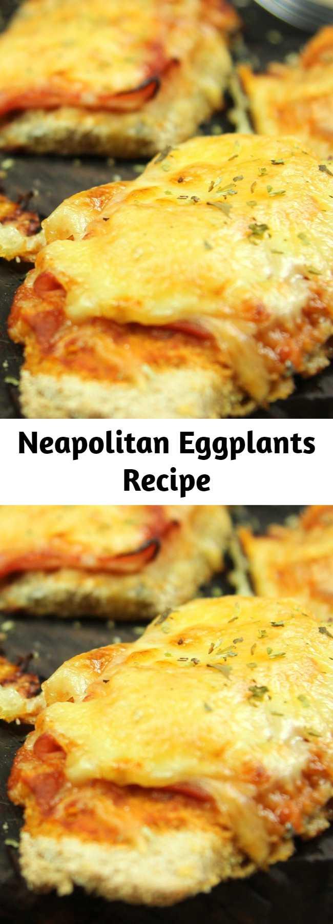 Neapolitan Eggplants Recipe