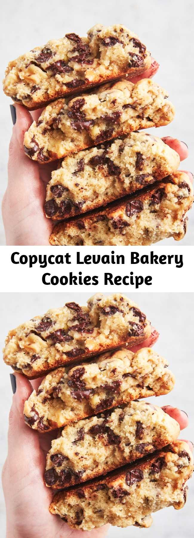 Copycat Levain Bakery Cookies Recipe - Bring New York to mom wherever she is with these addicting copycat cookies.